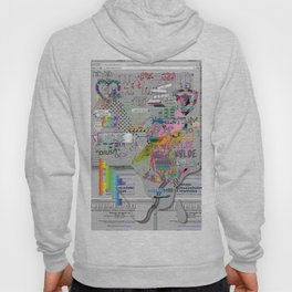internetted Hoody