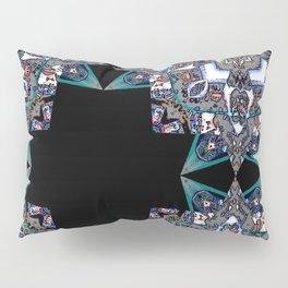 Internal Kaleidoscopic Daze-15 Pillow Sham
