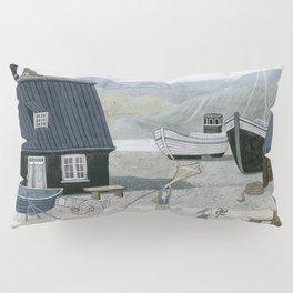 North Fishing Village Pillow Sham