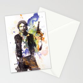 Han Solo From Star Wars  Stationery Cards