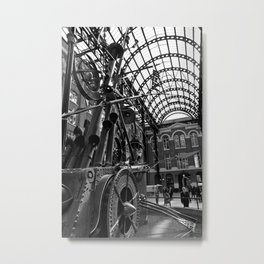 The Navigator Metal Print