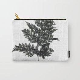 Leaf Botanical Art Carry-All Pouch