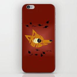 Gregg iPhone Skin
