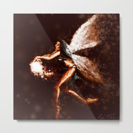 Fairy of the West Metal Print