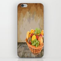 fruit iPhone & iPod Skins featuring fruit by Shea33