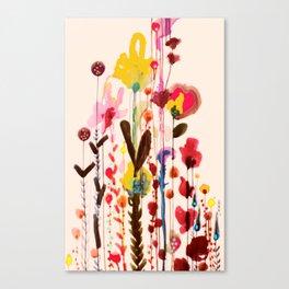 viva glow Canvas Print