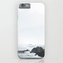 Sea Waves Seascape, Ocean Waves Photography, Sea Coast, Sea Beach Tapestry, Pillow etc iPhone Case