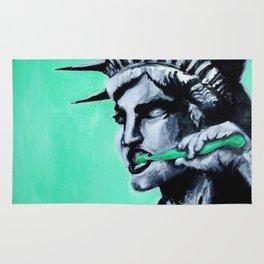 Liberty and Fluoride Rug