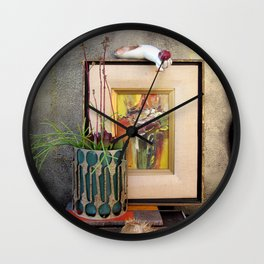 Ginny-Inspired Wall Clock