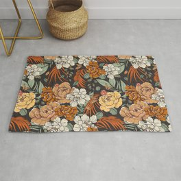 Flowering florida II Rug