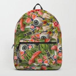 surreal mandala Backpack
