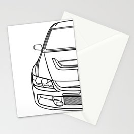 Evolution IX Stationery Cards