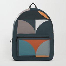 Mid Century Geometric 11/2 Backpack