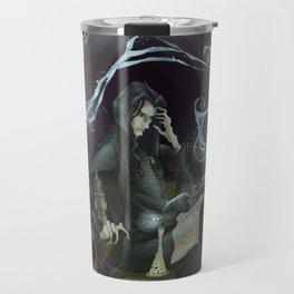 Tragically Ever After: Severus Snape Travel Mug