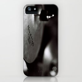 Cymbal iPhone Case