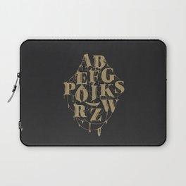 Type Splatt Laptop Sleeve