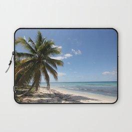 Isla Saona Caribbean Paradise Beach Laptop Sleeve