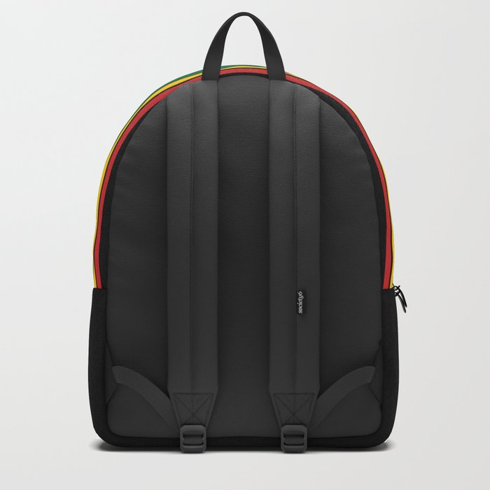 Get Up Stand Up / Rasta Vibrations Backpack