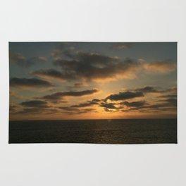 Sunset Cliffs Rug