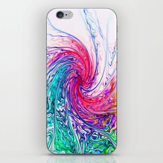 True Colours iPhone & iPod Skin