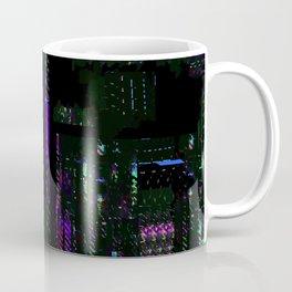 Miami Glitch Coffee Mug