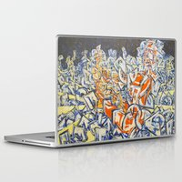 inception Laptop & iPad Skins featuring Concerted Inception by Eric Walker
