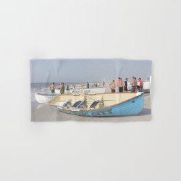 Atlantic City Lifeboats Hand & Bath Towel