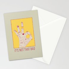 It's Not That Bad Stationery Cards