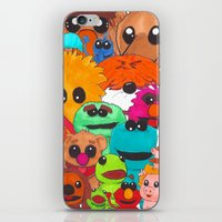 muppet iPhone & iPod Skins featuring Muppet Doodle Jam! by Orangeblowfish