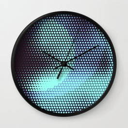 The Magic of Moonlight Wall Clock