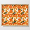 Orange Harvest - White by leannesimpsonart