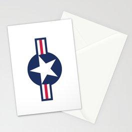 USAF symbol Stationery Cards