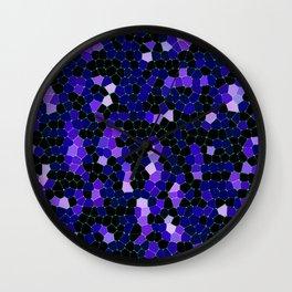 Mosaic Texture G49 Wall Clock