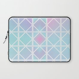 Spring Triangle Square Laptop Sleeve