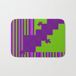 Playing with Colors Bath Mat