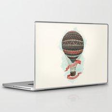 have love, will travel Laptop & iPad Skin