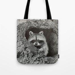 lil bandit Tote Bag