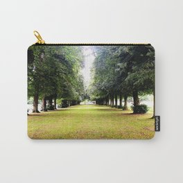 Tree Lined Carry-All Pouch
