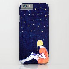 Reading Under Stars iPhone 6s Slim Case