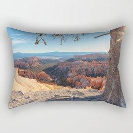 Overlook the Bryce Canyon Rectangular Pillow
