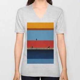Colors Unisex V-Neck