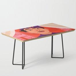 Lobby Boy Coffee Table