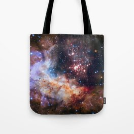 Hubble 25th Anniversary Image Tote Bag