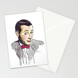 Pee Wee Stationery Cards
