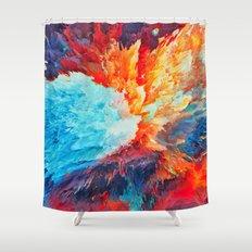 Toúlou Shower Curtain
