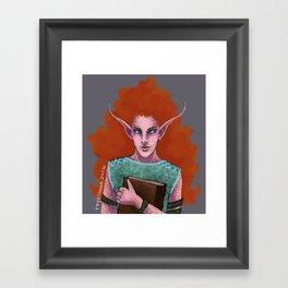 Artagan the Arch-Fey Framed Art Print