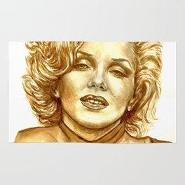 Marilyn in Coffee Rug