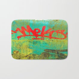 To the Red Letter Bath Mat