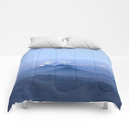 Baudelaire's vision Comforters