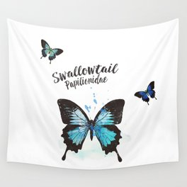 Swallowtail Wall Tapestry